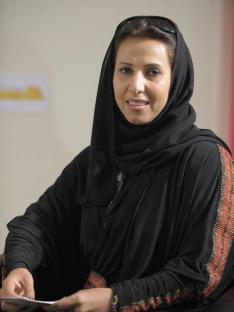 Mrs.  Badriah  Al Becher