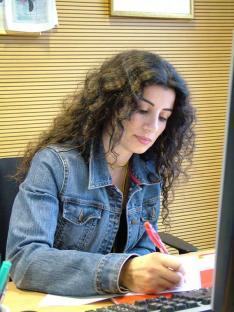 Ms.  Joumana  Haddad